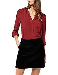 ONLY Damen Bluse Onlfirst Ls Pocket Shirt Noos WVN