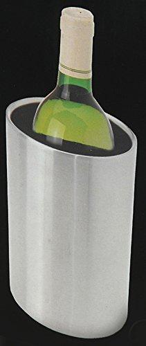 RVS Dubbelwandige wijnkoeler - Bei Rvs