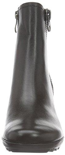 Caprice 25407, Stivaletti Donna Nero (BLACK COMB 19)