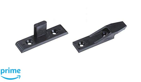 gurthalteband Fittings Press Fit Panel Clips X50 Keku Drop auf//Haken auf Push In Sockel