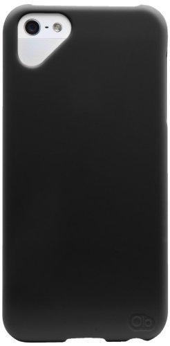 Case.Mate Olo Rückschale für Apple iPhone 5, Schwarz