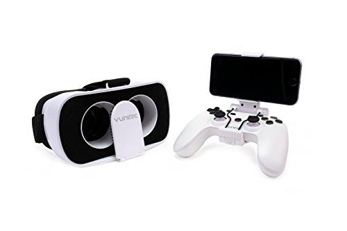 Yuneec FPV Headset & Controller Kit, Virtual