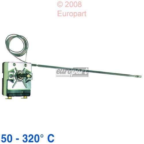 Termostato Horno 50-320° 1polig EGO 55.13069.500 5513069500