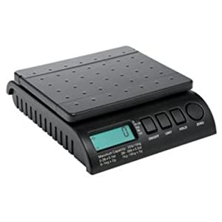 Postship Multi Purpose Scale 2g Increments Capacity16kg Black Ref PS160B by ABCON