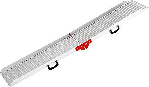 Artikelbild: Flamingo Alu-Rampe/Brücke für Hunde 183x 36x 8cm