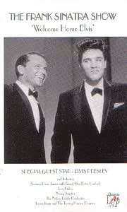 The Frank Sinatra Show - Welcome Home Elvis [1960] [VHS]