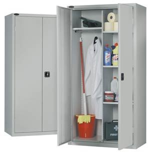 Janitors Cupboards Utility Cupboards Cleaners Cupboards