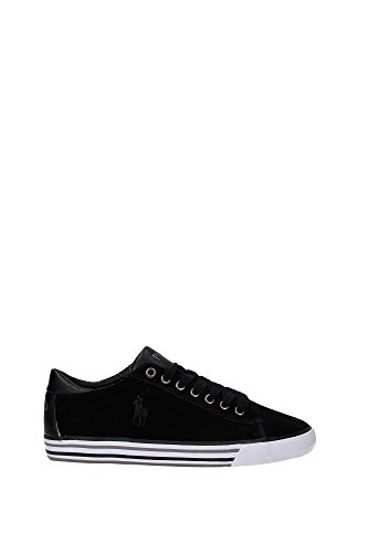 POLO RALPH LAUREN HARVEY homme noir baskets basses