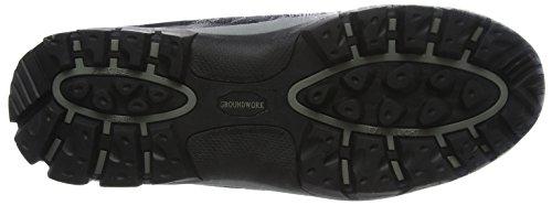 Groundwork - Gr386 L, Scarpe antinfortunistiche Donna Nero