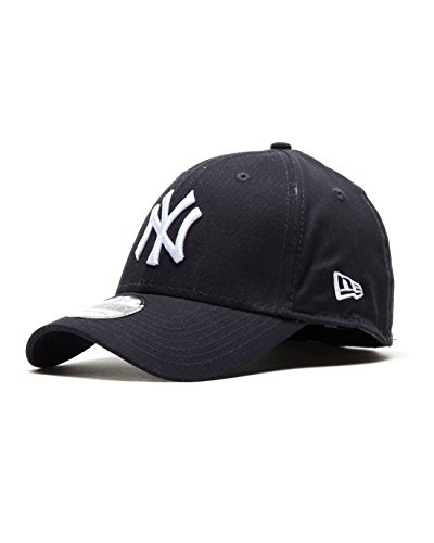 90fc3de9c43a6 New Era Adulto Gorra De Béisbol MLB Basic NY Yankees 39 Treinta Ajustado  Back - Marino
