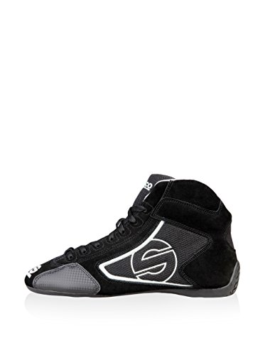 sneakers scarpe Sparco YAS-MID_NERO Nero Nero
