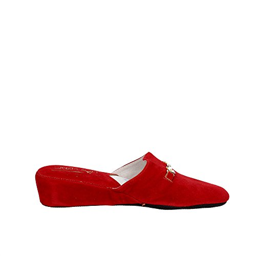 Cinzia Soft 487 Mules Femme Rouge