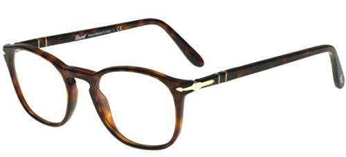 Persol PO 3007V Havana 50/19/145 Unisex Eyewear Frame