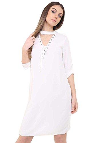 Baleza - Robe - Femme Blanc