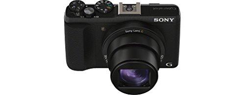 Bild 18: Sony DSC-HX60 Digitalkamera (20,4 Megapixel, 30-fach opt. Zoom, 7,5 cm (3 Zoll) LCD-Display, Exmor R CMOS Sensor, NFC/WiFi) schwarz