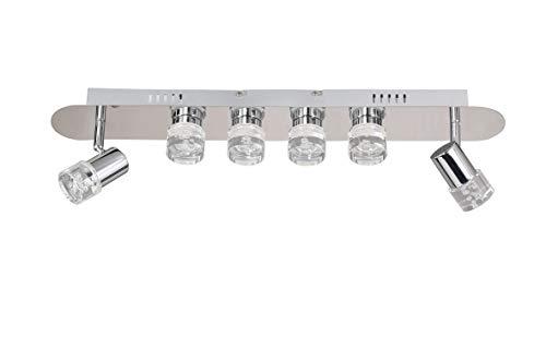 Wofi Inkl. LEDs, 24 W, 2.400 lm, Warmweiß (3.000 K)