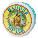 Baby Balm, Chamomile & Calendula, 2 oz/56 g from Badger Company