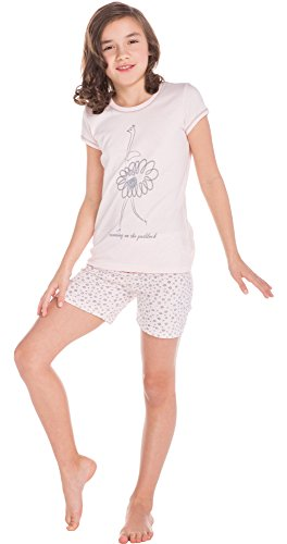 Italian Fashion IF Mädchen Schlafanzug Iwa 0227