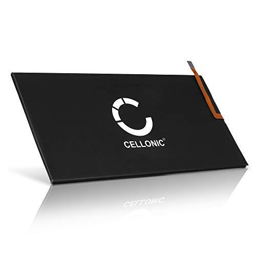 Cellonic® batteria premium compatibile con huawei mediapad m1 8.0 / t1 8.0/10 link+ (4650mah) hb3080g1ebc batterie di ricambio, accu sostituzione, sostituto