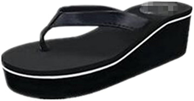 augHommes tation de de de la pente boowhol été pantoufles - épais antidérapante tongs pour les femmes et les filles. 4c0296