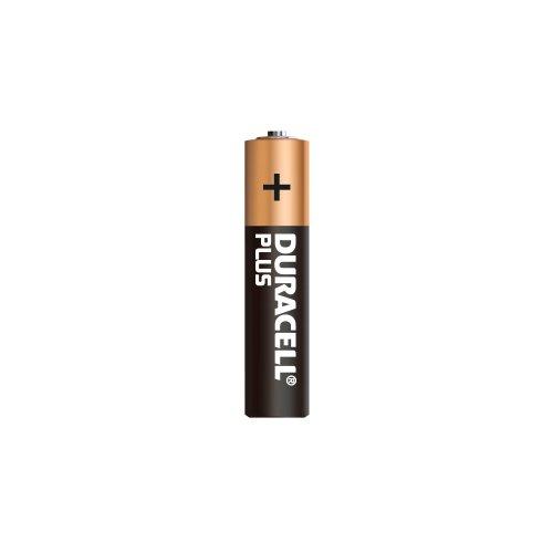Duracell Batterie Plus Micro-AAA (LR03) 1,5V im 8er Sonderpack