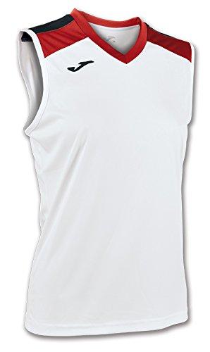 Joma 900140 206 T-Shirt Femme Blanc