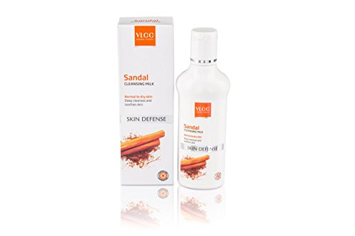 VLCC Sandal Cleansing Milk, 100ml  available at amazon for Rs.104