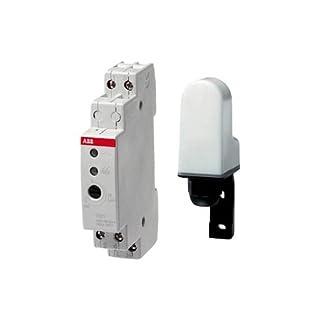 ABB SACE 2CSM204135R1341 Dämmerungsschalter Reiheneinbau TW1 1S 2:100LX 1STK
