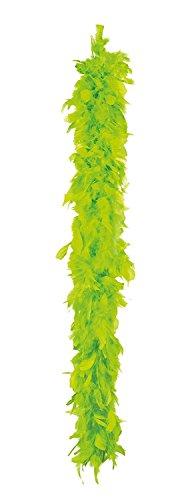 Widmann - Federboa / Federschal  Classic - Feder Boa für 20er Jahre Party, Karneval, Fasching, Charleston , Varieté - ca. 180 cm lang  - ca . 50 gr.