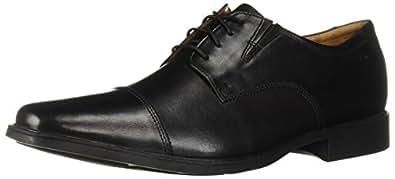 CLARKS Tilden Cap Oxford Shoe: : Chaussures et Sacs