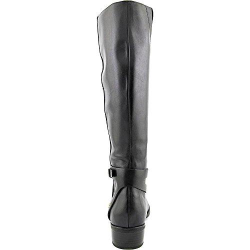 Lauren Ralph Lauren Mariah Large Calf Bottes d'équitation Black