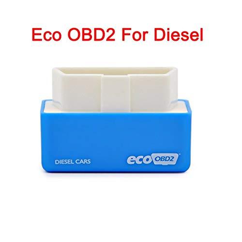 FIOLTY Heißer OBD2 Chip Tuning Box NitroOBD2 Für Benzine/Auto-Plug and Drive Nitro OBD2 Zunehmende Macht des Motors: Eco OBD2