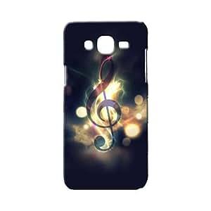 BLUEDIO Designer 3D Printed Back case cover for Samsung Galaxy E5 - G4001