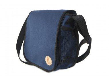 Schnullertasche (Nylon) marineblau