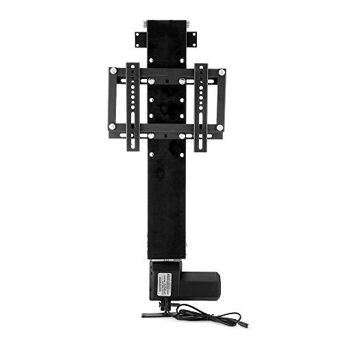 OUBAYLEW TV Lift TV Wandhalterung elektrisch höhenverstellbar für Plasmabildschirme mit Fernbedienung Fits 14