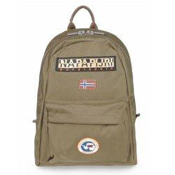 Napapijri Polar Easy Backpack Mochila Caqui na118a