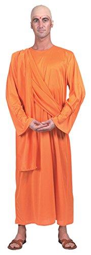 Bristol Novelty ac835Hase Krishna Kostüm (UK Brust Größe (Kostüm Krishna Hare)