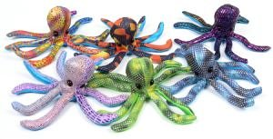 Small Sand Animal Octopus