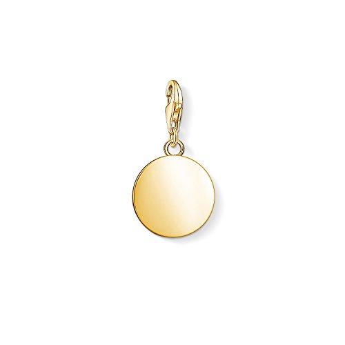 Thomas Sabo Damen Medaillon - 1637-413-39 (Gelbgold Medaillon-armband)