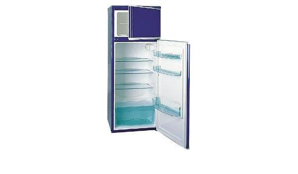 Bomann Kühlschrank Blau : Bomann dt 240 sla kühl gefrierkombination blau: amazon.de: elektro