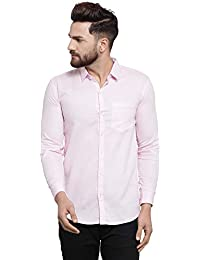 59632ff190ade3 Pinks Men s Casual Shirts  Buy Pinks Men s Casual Shirts online at ...