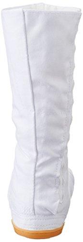 Marugo Jika Tabi Ninja per esterno Infradito Ninjutsu Bianco (bianco)