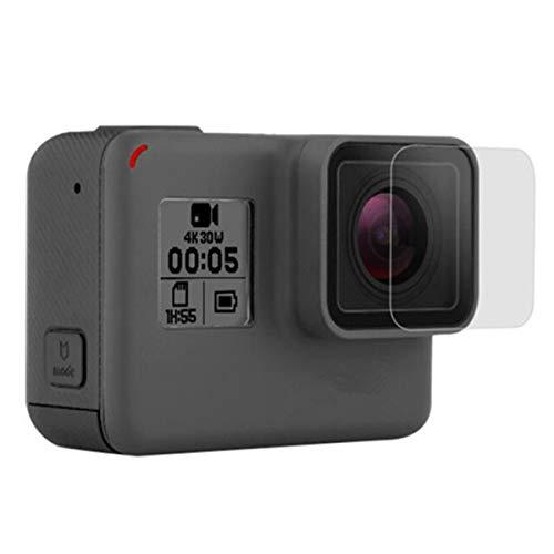 n Screen Protector für Gopro Hero 7 6 5 Schwarze Action-Kamera (Color : for Lens) ()