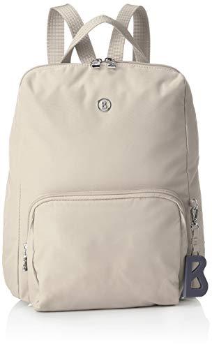 Bogner Damen Verbier Maxi Backpack Mvz Rucksack, Beige (Taupe), 4x32x27 cm
