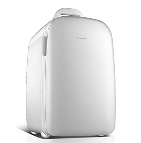 Neveran Auto Kühlschrank, Tragbar Haushalt 28 Liter Heizung Kühlung Auto Dual-Core-Kühlschrank -