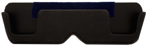 ToolUSA Nero Occhiali da sole Custodia con parte posteriore autoadesiva per auto: ta-07850