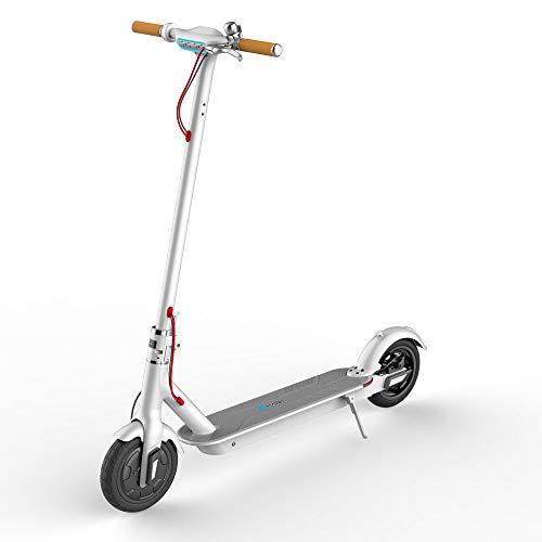 IOHAWK E Scooter, Upgrade Option auf Strassenzulassung