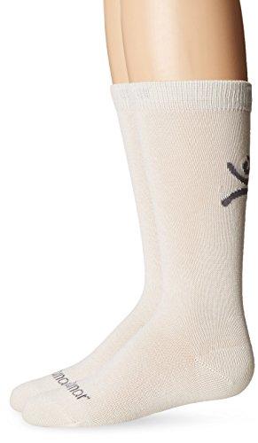 Terramar Kids' Thermasilk Ultra-Thin Performance Over-Calf Liner Sock (Pack of 1)