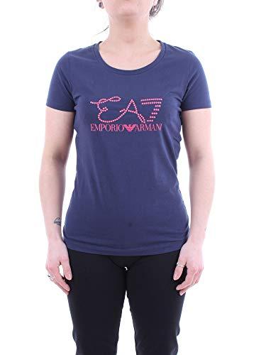 Emporio Armani T-Shirt EA7 Donna 3GTT06 TJ29ZE1...