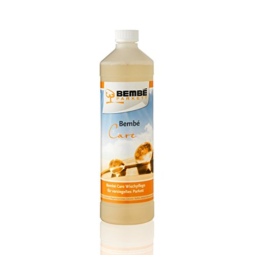 Bembé Care Parkettpflege für versiegeltes Parkett 1 Liter